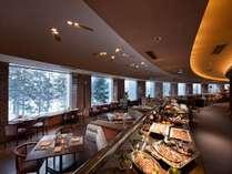 【バー&グリル メルト】北海道産の食材を贅沢に使用したブッフェ