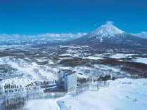 【ホテル外観・冬】日本を代表するプレミアムマウンテンリゾート。