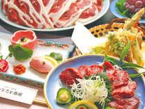 馬刺しは美容や健康にも最適な食材です。口の中で溶ける美味しさを体験してください♪