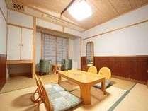 板間+8畳の和室