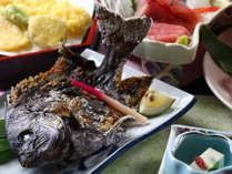 【1泊2食 個室食】朝獲れ鮮魚の與市郎会席♪スタンダードプラン【リラックスステイ】