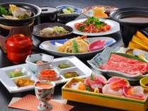 #01【料理長おすすめ会席】を楽しむ吉川屋定番「華の膳」プラン◆