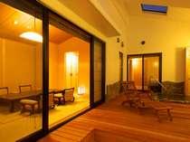 露天風呂付和洋室「橘」