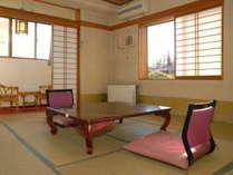 スタンダードな2階の和室(一例)