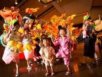 【秋特集】うれしい特典「館内利用券」付~青森の4大祭りを楽しむショーレストランみちのく祭りや/2食付