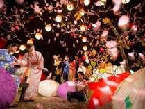 【たんげ花見まつり】青森屋でしか体験できない祭りイベントを4~5月末まで毎日開催!