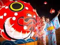 【しがっこ金魚まつり】全長3mの巨大な金魚ねぷたが登場!2018年6月1日~8月31日限定の夏祭りを開催。