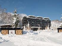 【1泊OK】Winter Resort 心潤す冬の休日