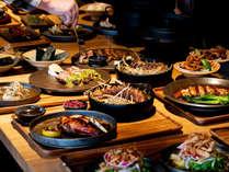 【レストランKUMO】和食をベースに、海外風にアレンジされた創作料理