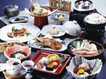お料理の一例(海月会席)