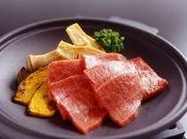 牛肉陶板焼き