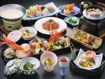 ご夕食の一例(春の彩海)