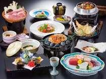 ご夕食の一例「海月」