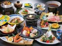 ご夕食の一例「海想」