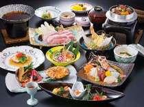 ご夕食の一例「海渡」