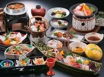 【秋の彩海】秋刀魚や松茸土瓶蒸