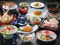 お料理の一例「海月」会席膳