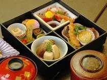 昼食プラン:松花堂弁当