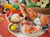 愛知三大海老を食べくらべ