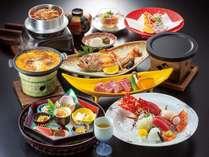 新・七福神会席特選 メイン料理1品をチョイス