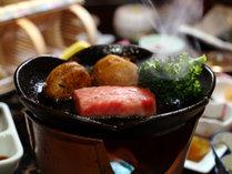 ◆口の中でとろけるような米沢牛のステーキは、ミディアムレアがオススメ♪