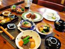 ☆彡夏期限定 アワビのステーキ付き☆創作フルコース じゃらんご予約時オンラインカード決済も 可です