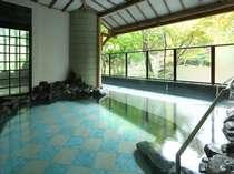 梵天の湯露天風呂