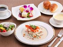 洋食シーフード料理