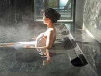 寝湯でゆったり寛げます♪