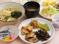 【無料朝食バイキング】和食イメージ:毎朝6時30分よりお食事をご用意しております。