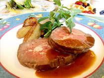 【スタンダードプラン】夕食口コミ4.3!地食材をふんだんに使用したコース料理を楽しむプラン