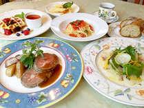 【ウィンターシーズン リーズナブル】創作料理コースを楽しむ2食付プラン!露天岩風呂で温泉満喫♪