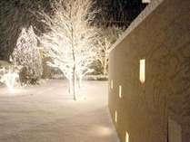 雪のルポゼ