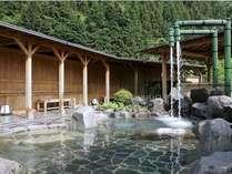 じゃらんnetクチコミランキング【お風呂のよかった宿第3位】に選ばれた自慢の温泉はナントPH10.0!