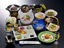 部屋食【当館人気】地魚7種・鮑・ふく・和牛ステーキプラン