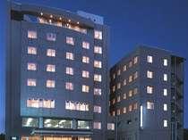 ホテル外観/港町紋別ならではのオホーツクの海の幸を存分にお楽しみ下さい。