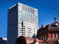 サピアタワービル27階~34階の高層階に位置する天空ホテル