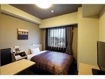 スタンダードシングルルーム<ベッドサイズ130×195(cm)>
