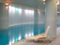 *【温水プール】宿泊者無料で嬉しい温水プール。