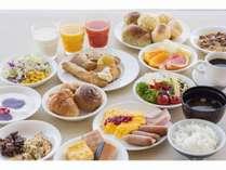 朝食「マルスコイ」料理イメージ