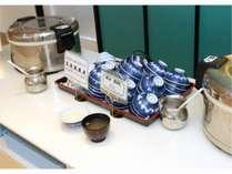 朝食マルスコイでは白米はすべて「道産米」です