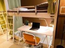 【個室】コワーキングスペース付きルーム