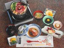 【涼コース】大正ロマン漂う湯宿で旬を味わう<お料理少なめプラン>2食付
