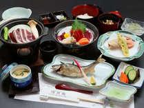 ◆スタンダード◆おまかせ月替わり料理とpH9.9アルカリ美肌温泉☆+゜