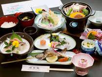 *【スタンダード】旬の食材を活かしたコース料理(写真はイメージ)