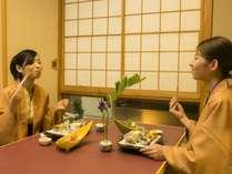 ゆっくり気ままに美食を愉しむ個室料亭(一例)