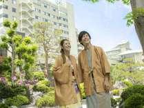 庭園と感動の宿ホテル鐘山苑で日本旅館の旅を満喫