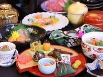 季節の食材はもちろん京都ならではの味がご堪能いただける会席料理