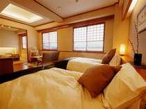 2008年2月オープンの晴れた日は利尻島が見える和洋室