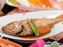 幻の高級魚・のどぐろの煮付けはまさに絶品